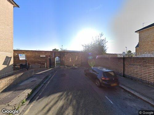 Hendre Road as seen on Google Street View