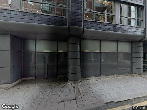 Salamanca Street as seen on Google Street View