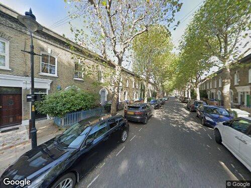 Longley Street as seen on Google Street View
