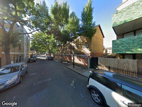 Setchell Way as seen on Google Street View