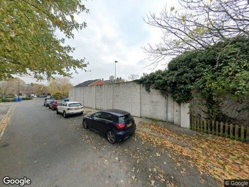 Henley Drive as seen on Google Street View