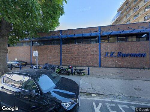 Crimscott Street as seen on Google Street View