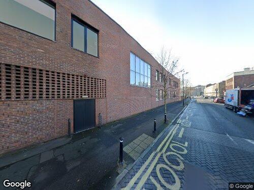 Bartholomew Street as seen on Google Street View