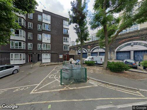 Rockingham Street as seen on Google Street View