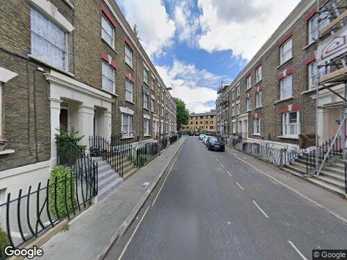 Gaywood Street as seen on Google Street View