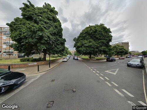 The Grange as seen on Google Street View