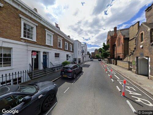 Colnbrook Street as seen on Google Street View