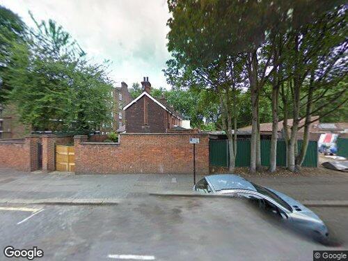 Penhurst Place as seen on Google Street View