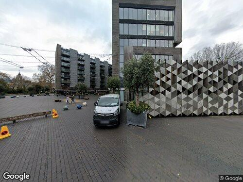 Bermondsey Square as seen on Google Street View