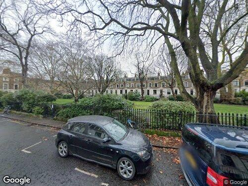 Merrick Square as seen on Google Street View