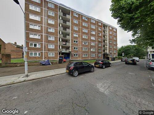 Purbrook Street as seen on Google Street View