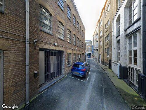 Newham's Row as seen on Google Street View