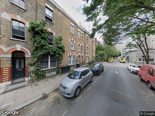 Pearman Street as seen on Google Street View