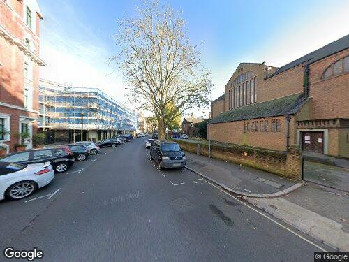 Dockhead as seen on Google Street View