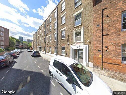 Silex Street as seen on Google Street View