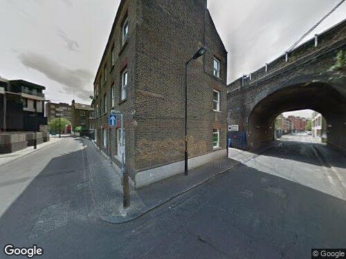 Belvedere Buildings as seen on Google Street View