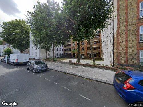 Wolseley Street as seen on Google Street View