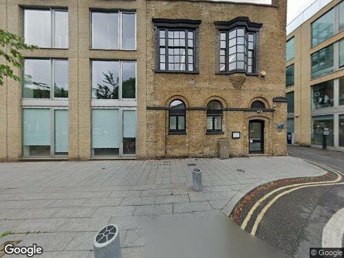 Roper Lane as seen on Google Street View