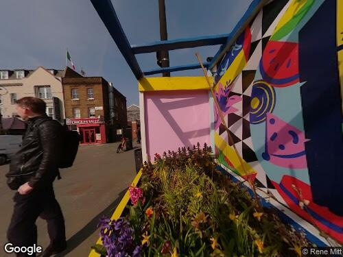 Lower Marsh as seen on Google Street View