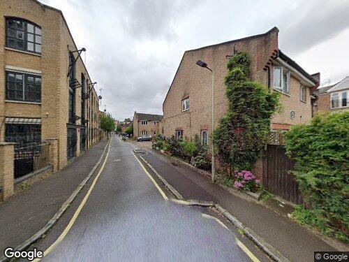 Brunswick Court as seen on Google Street View
