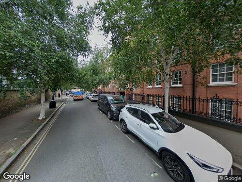 Kirby Grove as seen on Google Street View