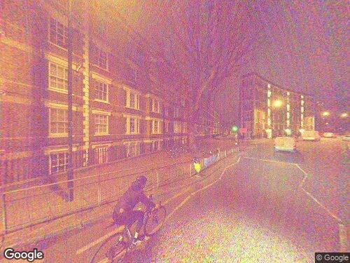Marshalsea Road as seen on Google Street View