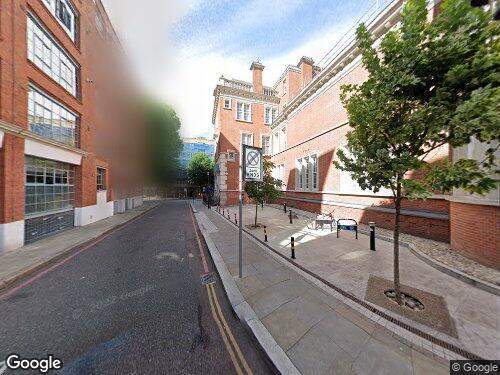 Boss Street as seen on Google Street View