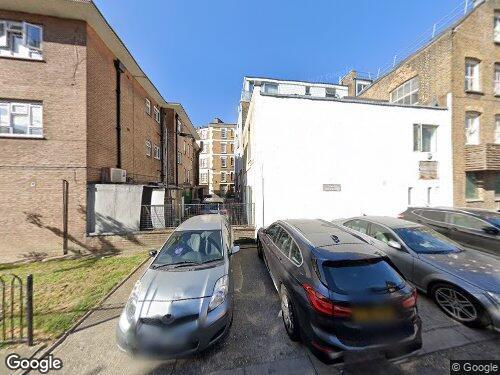 Dorrit Street as seen on Google Street View