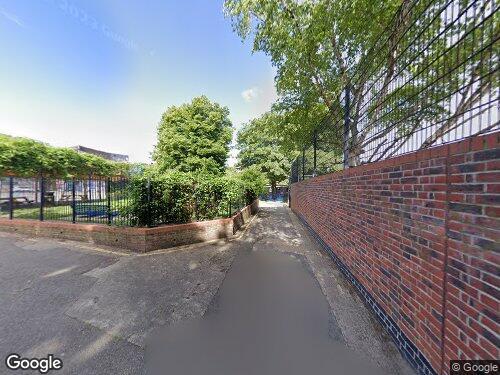 Little Dorrit Court as seen on Google Street View