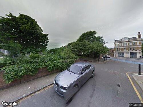 Quilp Street as seen on Google Street View