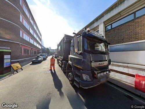 Loman Street as seen on Google Street View