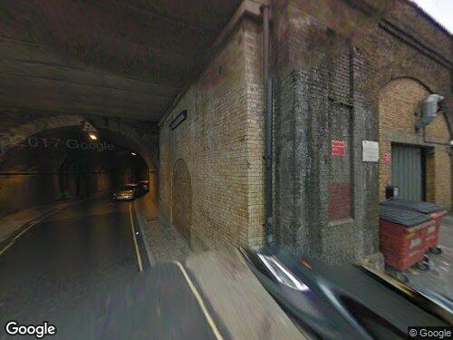 Shand Street as seen on Google Street View
