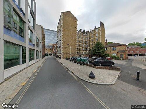 Barnham Street as seen on Google Street View
