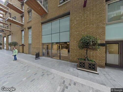 Duchess Walk as seen on Google Street View