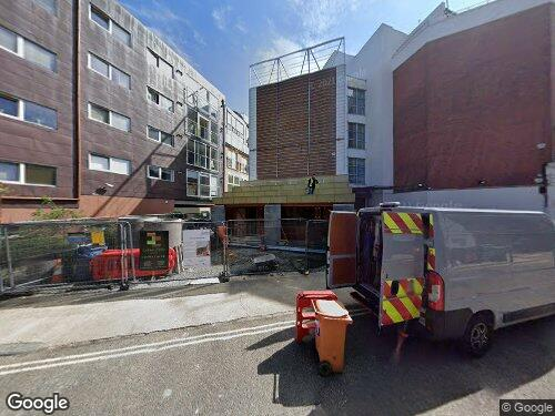 Gibbons Rents as seen on Google Street View