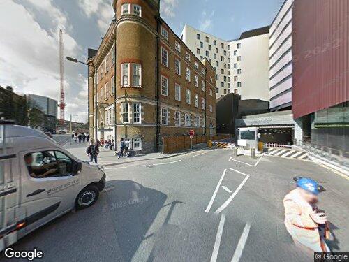 Braidwood Street as seen on Google Street View