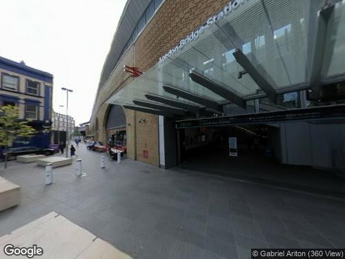 Shipwright Yard as seen on Google Street View