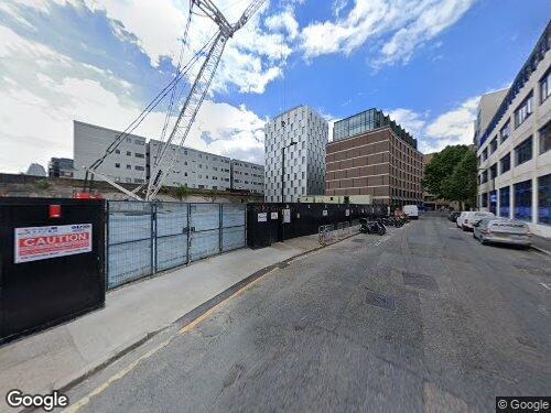 Lavington Street as seen on Google Street View