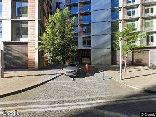 Zoar Street as seen on Google Street View
