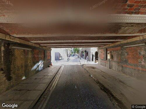 Park Street as seen on Google Street View