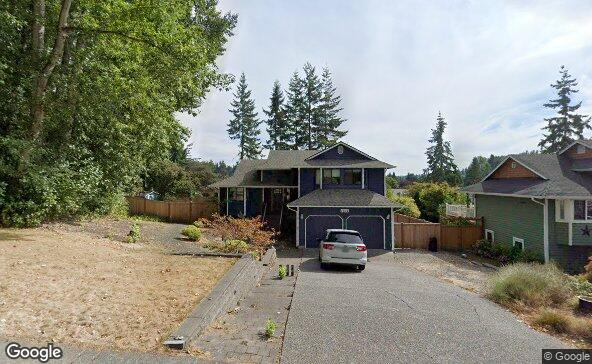 Street view of 1102 235th Pl Sw