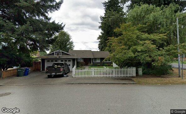 Street view of 11203 Ne 149th St
