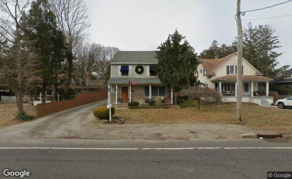 Street view of 1315 Bay Ave