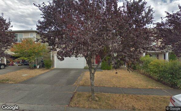 Street view of 15503 39th Ave Se