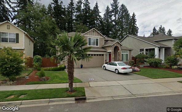 Street view of 16918 31st Dr Se