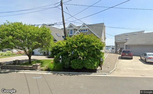 Street view of 1705 Perch Hole Point Pl