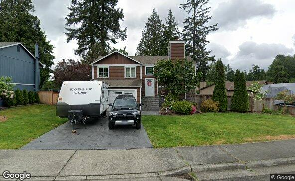 Street view of 1729 225th St Se