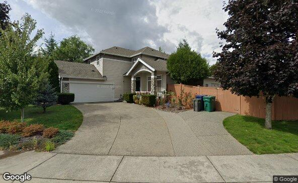 Street view of 17628 32nd Ave Se
