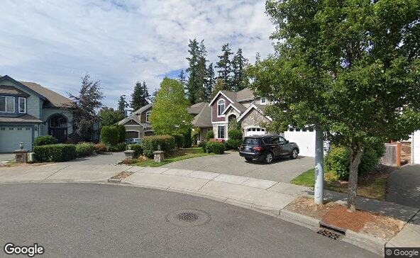 Street view of 18708 35th Dr Se