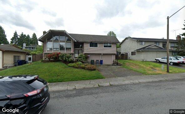 Street view of 19217 90th Ave Ne